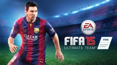 FIFA 15 Ultimate Team: Mit den besten Spielern zur Traumelf