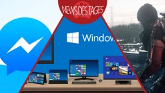 News des Tages: Windows 10 Technical Preview, Facebook Messenger, Call of Duty: Advanced Warfare