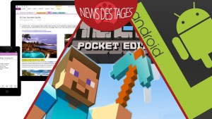 News des Tages: Microsoft Office, Android L, Minecraft – Pocket Edition