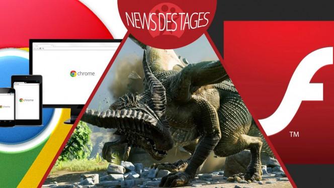 News des Tages: Google Chrome 38, Adobe Flash Player Sicherheitsupdates, Dragon Age: Inquisition