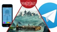 News des Tages: Facebook Rooms, Telegram Messenger, Civilization: Beyond Earth