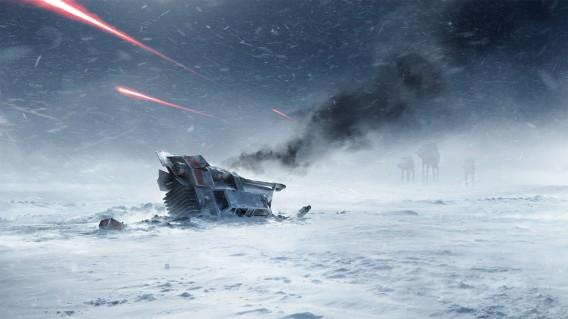 Star Wars Battlefront erscheint 2015 zeitgleich mit dem neuen Film Star Wars: Episode VII
