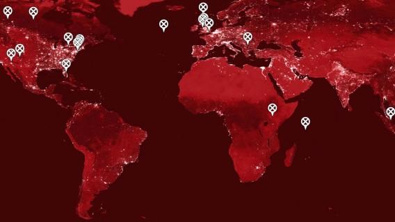 World of X: Mit Google Maps die Welt von X-Men und das Marvel-Universum erkunden