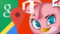 Kostenloses Microsoft Office, neues Google Maps und Angry Birds für Mädchen – Android-Hits der Woche