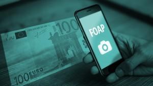 Geld verdienen mit FOAP: Fotos knipsen und verkaufen