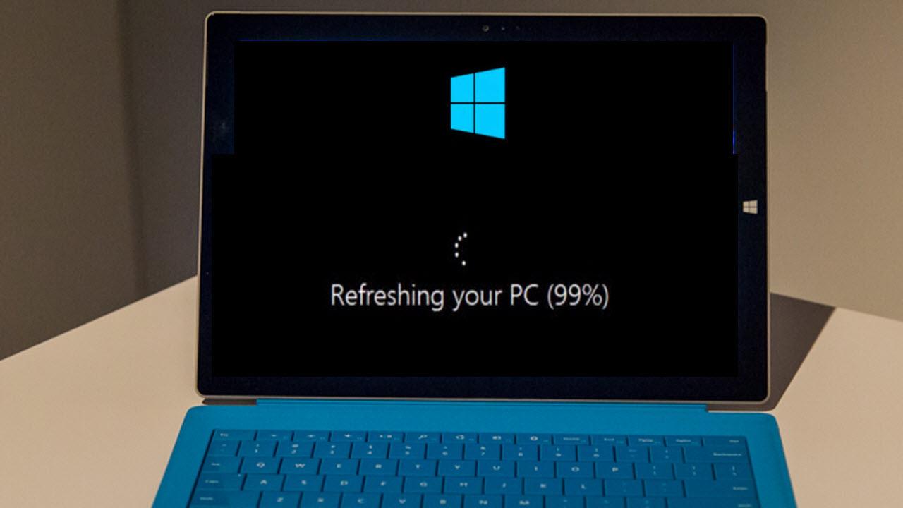 Windows 8.1 mit der Installations-DVD reparieren