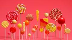Android 5.0 Lollipop: Update für Nexus 5, Nexus 7 und Nexus 10 ist da