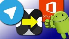 Telegram greift weiter an, Office mit Dropbox und Musikwissen: Die Android-Hits der Woche
