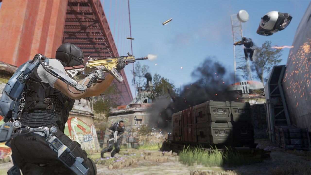 Erster Patch für Call of Duty: Advanced Warfare soll die Probleme im Mehrspieler-Modus beheben