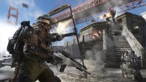 Mit der kostenlosen Begleit-App zu Call of Duty: Advanced Warfare Extras im Spiel erbeuten