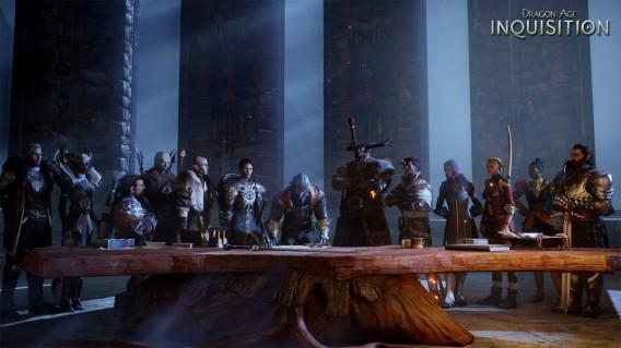 Dragon Age: Inquisition Trailer zum Spielstart am 20. November 2014