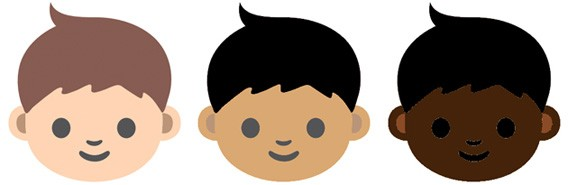 Emoji: Neue Multi-Kulti Smileys für Facebook, WhatsApp und Skype