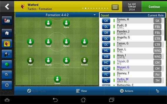 Football Manager Handheld 2015: Der Fußball-Manager ist jetzt für Android und iOS kostenlos verfügbar