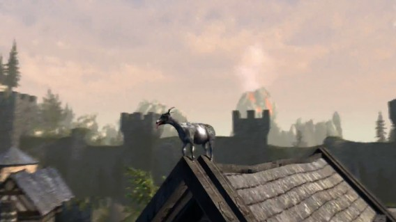 Goat Simulator: Der Ziegen-Simulator wird zum Online-Rollenspiel mit einer kostenlosen Spielerweiterung