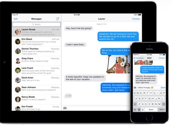 iMessage: Apple bietet Lösung für verlorene SMS mit der Aufhebung der iMessage-Registrierung
