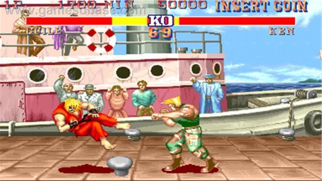 Internet Arcade: Street Fighter II und 900 klassische Arcade-Games kostenlos im Browser spielen