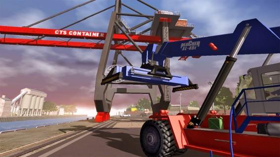 Logistics Company: Beweisen Sie Ihr Können als Frachtunternehmer mit dem Logistik-Simulator