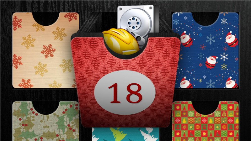 Adventskalender 18. Dezember: Retter in der Datennot