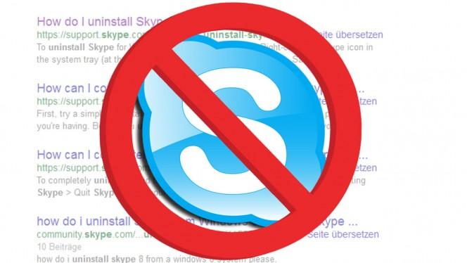 Meinung: Warum Skype so nervt