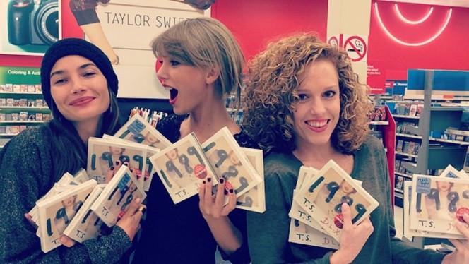 Taylor Swift trennt sich von Spotify und entfernt alle Alben von der Streaming-Plattform
