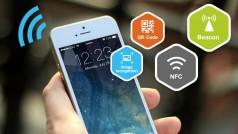 NFC, QR-Codes, iBeacon und IR : Grundlegendes über die drahtlosen Technologien