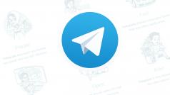 Telegram: Update mit Material-Design sowie Text- und GIF-Suche