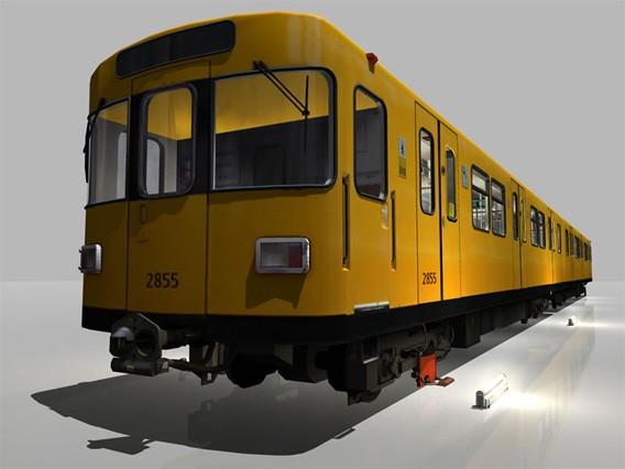 U-Bahn Simulator: Steuern Sie die U7 auf der längsten Strecke Berlins