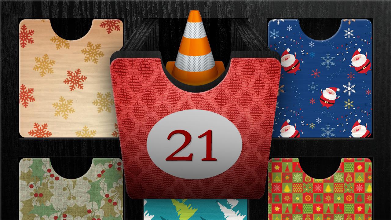 Adventskalender 21. Dezember: Das Schweizer Taschenmesser für Multimedia