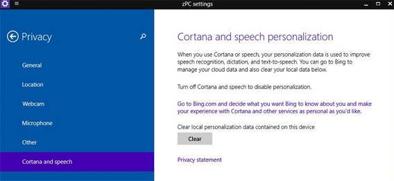 Windows 10: Neuer Hinweis auf Sprachassistentin Cortana in Windows 10 Technical Preview