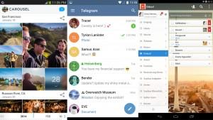 Top Android-Apps der Woche: Wunderlist, Telegram, Carousel