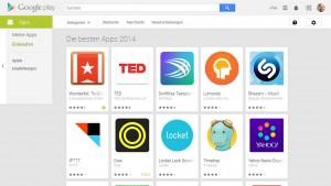 63 beste Apps des Jahres: Google kürt die Top-Apps des Jahres