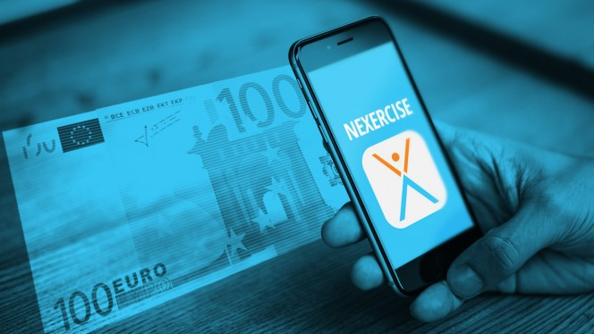 Earn-Money-With-Nexercise-Smartphone