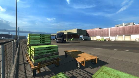 ETS2 Skandinavien Update 3