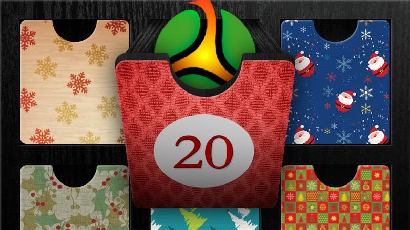 Adventskalender 20. Dezember: PDFs für alle