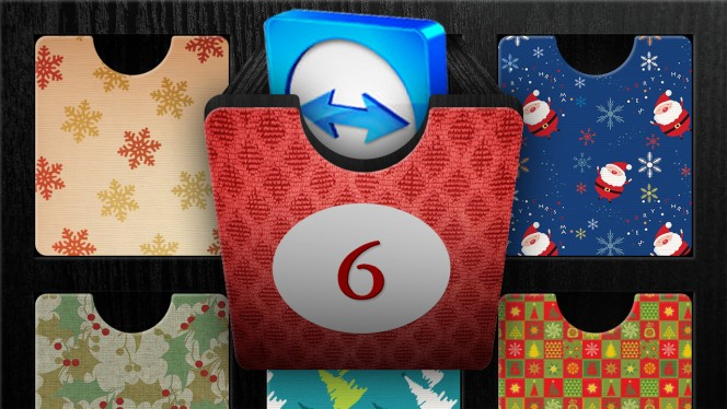 Adventskalender 6. Dezember: Computer einfach miteinander verbinden