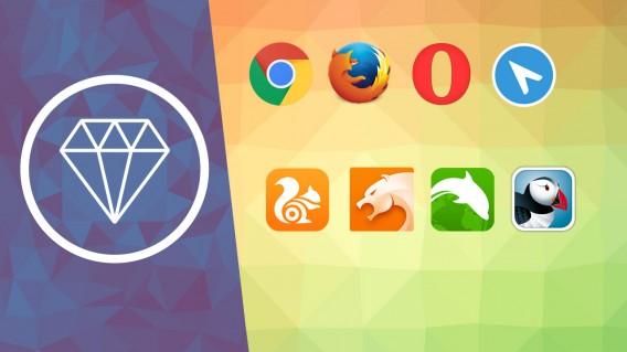Android-Browser im Vergleich