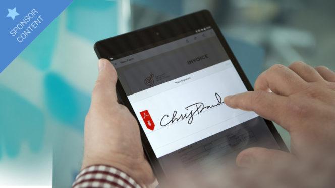 Adobe Sign: Das kann man unterschreiben