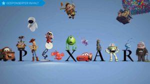 Die Top 10 Pixar Filme auf Disney+