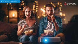Save.TV bietet ein cloud-basiertes Fernseherlebnis der Extraklasse