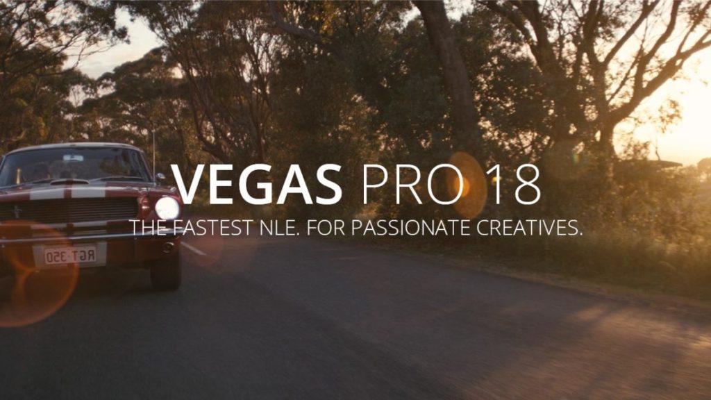 Vegas Pro 18 – schneller, einfacher und intelligenter als jemals zuvor