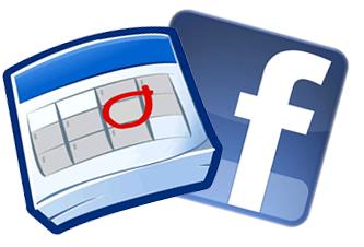 Evenement facebook