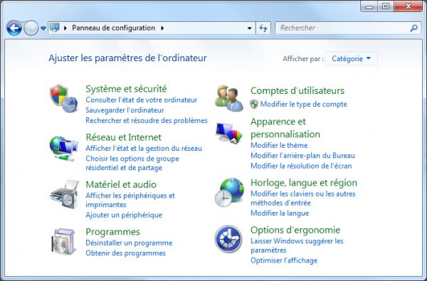 God Mode sous Windows : un accès simplifié au Panneau de configuration