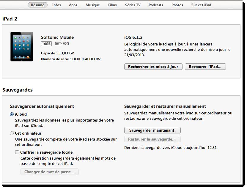Restaurer son iPhone sans iTunes sans perdre ses données Il est possible de restaurer un iPhone sans perdre des données en utilisant un logiciel spécifique. Par exemple, le logiciel Tenorshare ReiBoot est très efficace et simple d'utilisation.