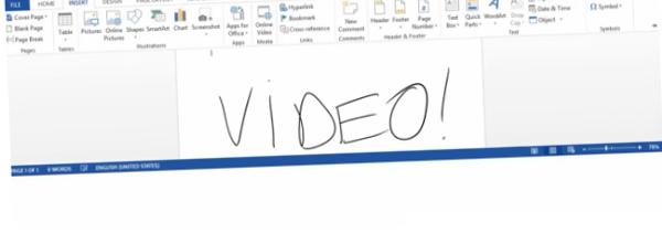 Les 5 nouveautés de Microsoft Office 2013 en vidéo