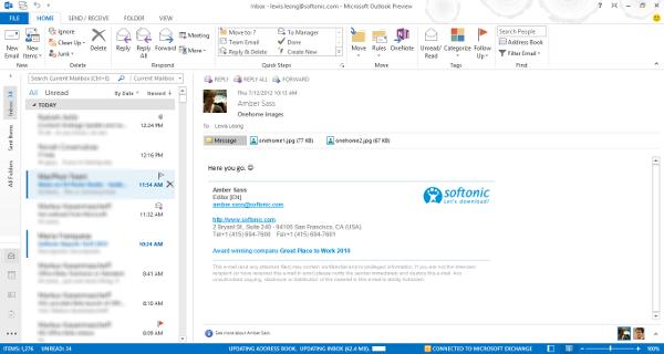 Office 2013 la version b ta disponible en libre for Fenetre word 2013