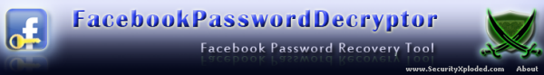 Logo FacebookPasswordDecryptor Softonic