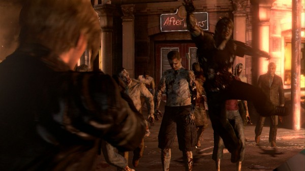 Gamescom 2012 : On a testé Resident Evil 6, DmC: Devil May Cry et Hitman Absolution !