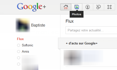 Comment partager un album photo sur Google +
