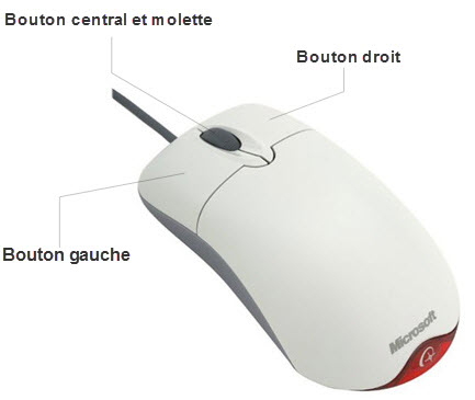 Exemple de souris Softonic