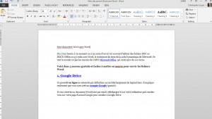 Trois façons d'ouvrir un fichier Word… sans avoir Microsoft Word